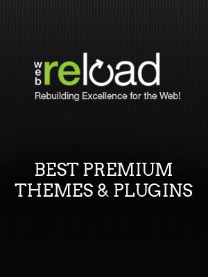 Premium WordPress Themes(AppThemes) - ReloadWeb